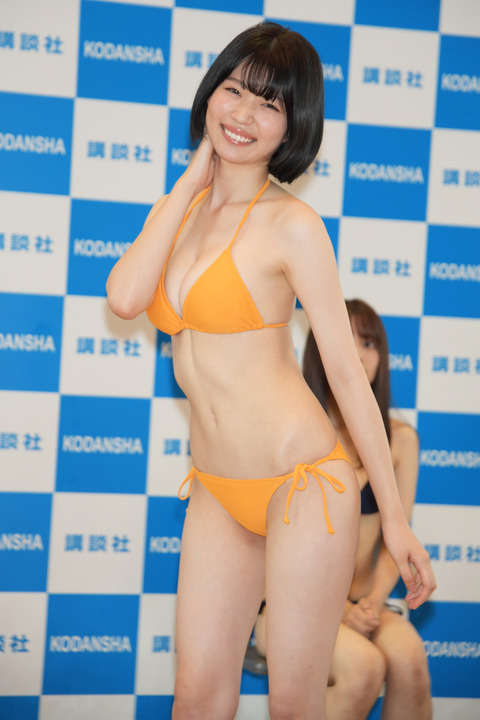 Miss Magazine 2020s Best 16 Swimsuit Images at the Announcement061