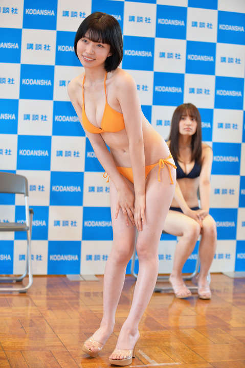 Miss Magazine 2020s Best 16 Swimsuit Images at the Announcement063