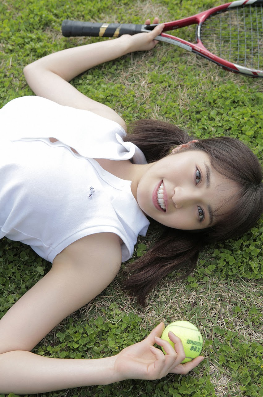 Gravure world treasure BODY Dynamic Miyubai pops up in winter in Okinawa110