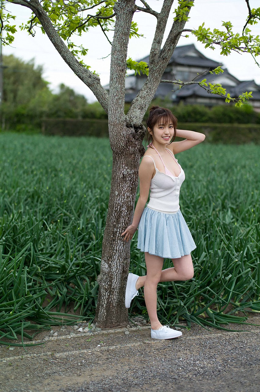 Miyu Pai the youngest member of the reimported dance and vocal group003