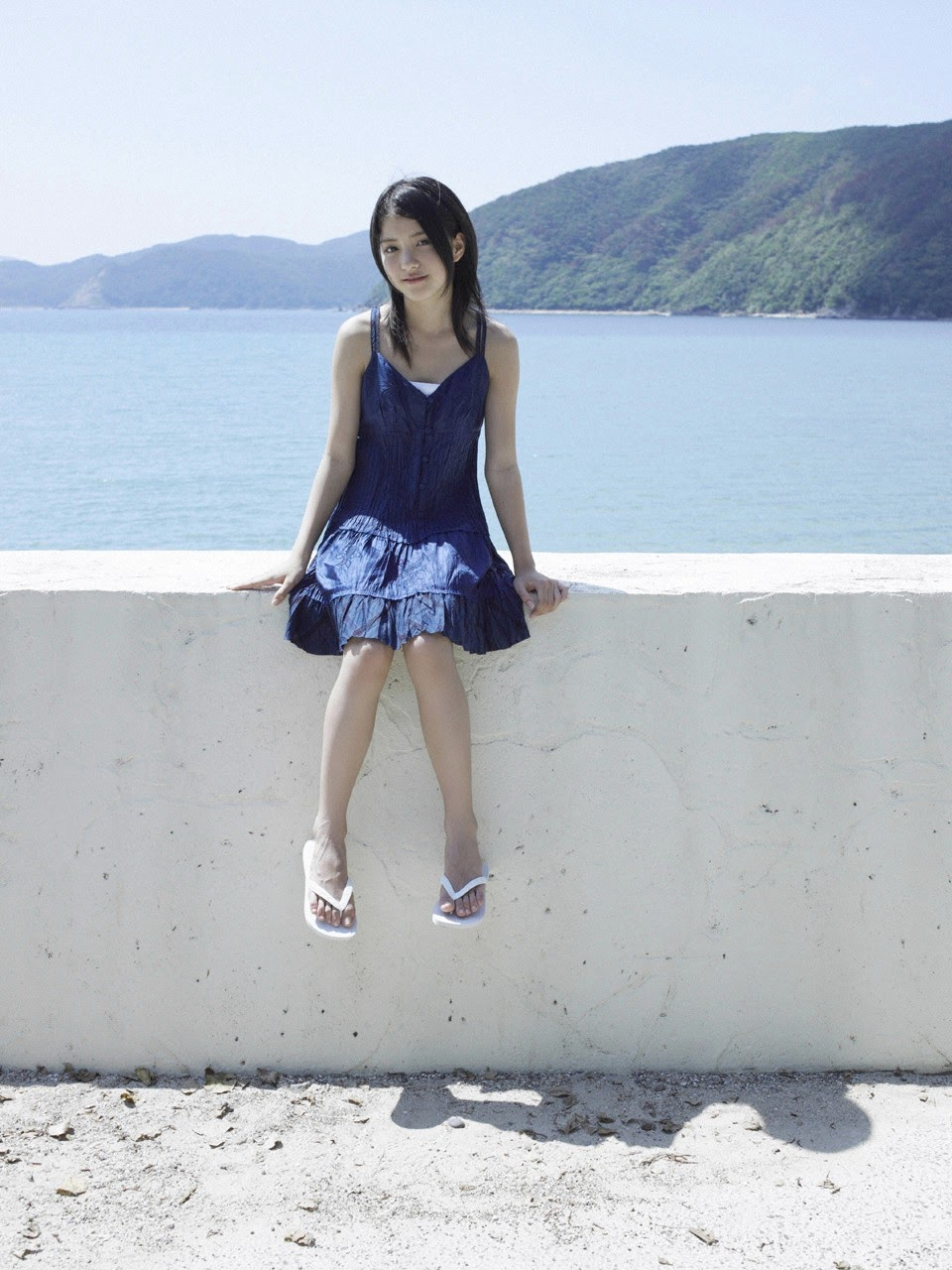 Umi chans smile explodes on some southern island161