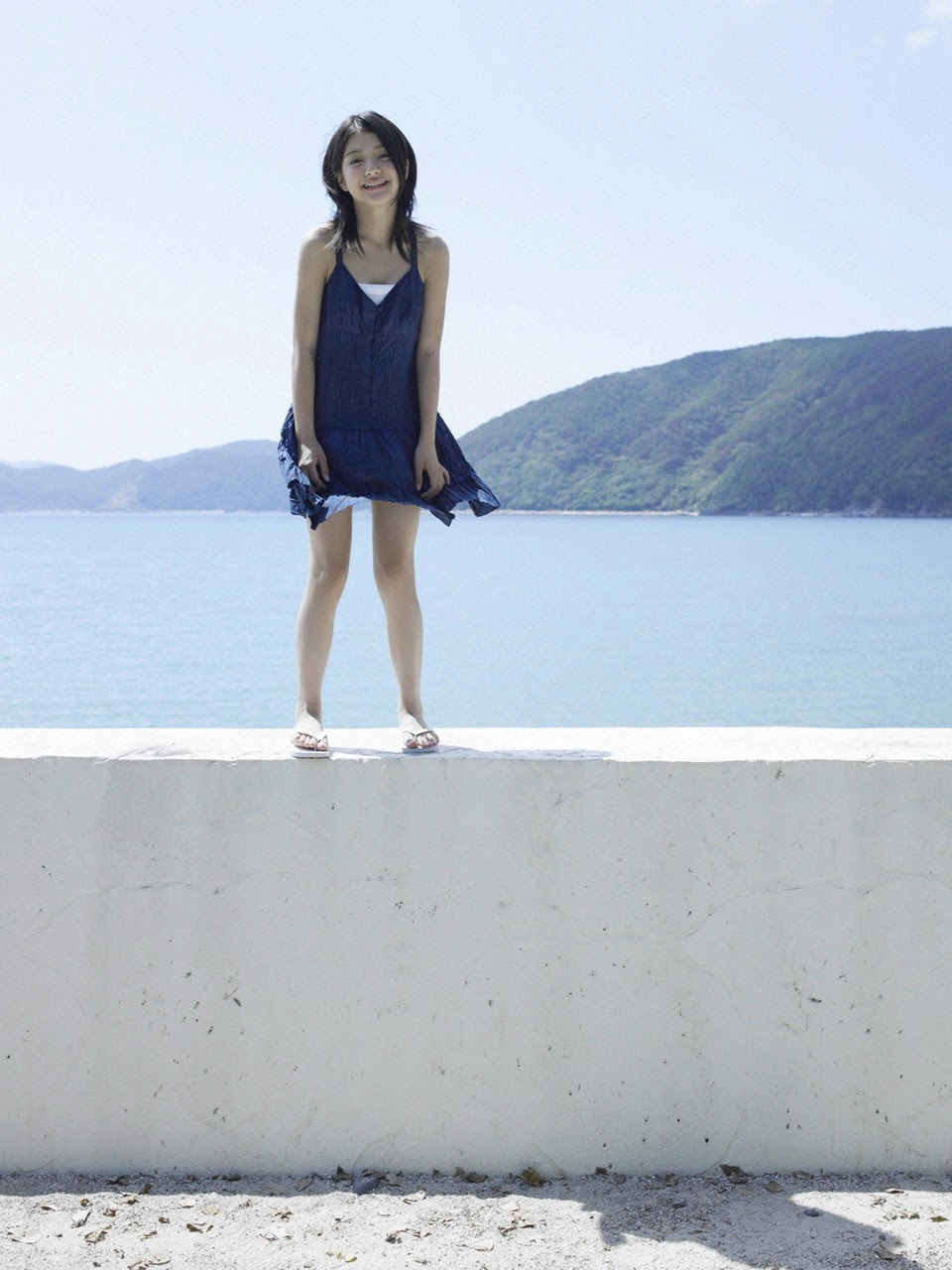 Umi chans smile explodes on some southern island162