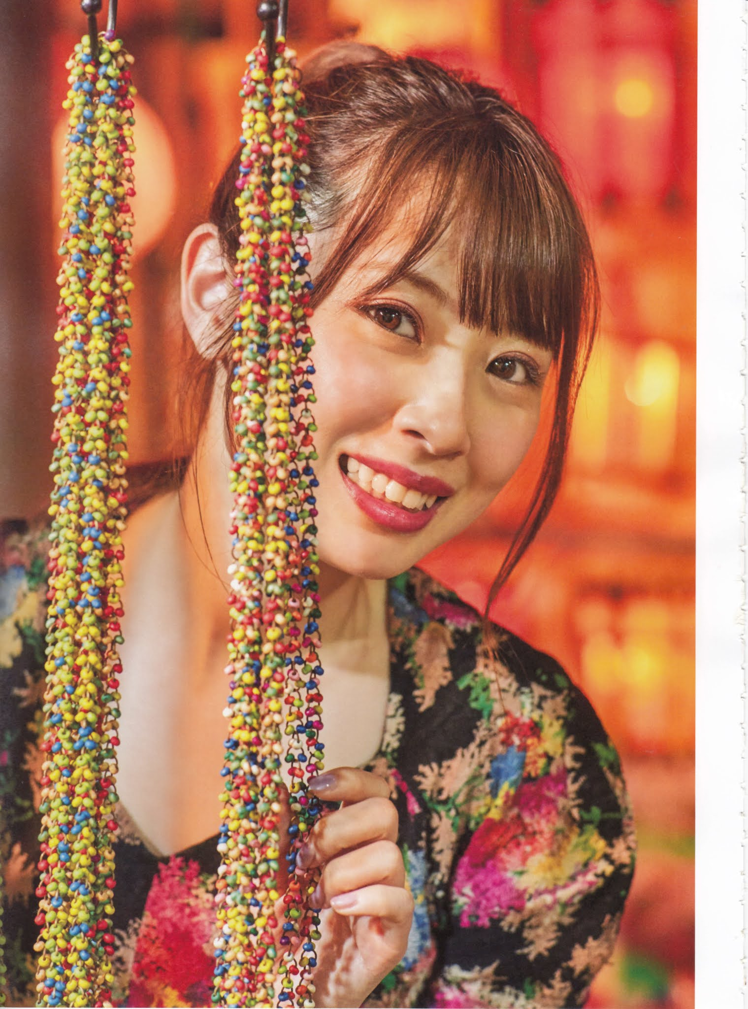 SKE48 Last Travel to a foreign country Akane Takayanagi015