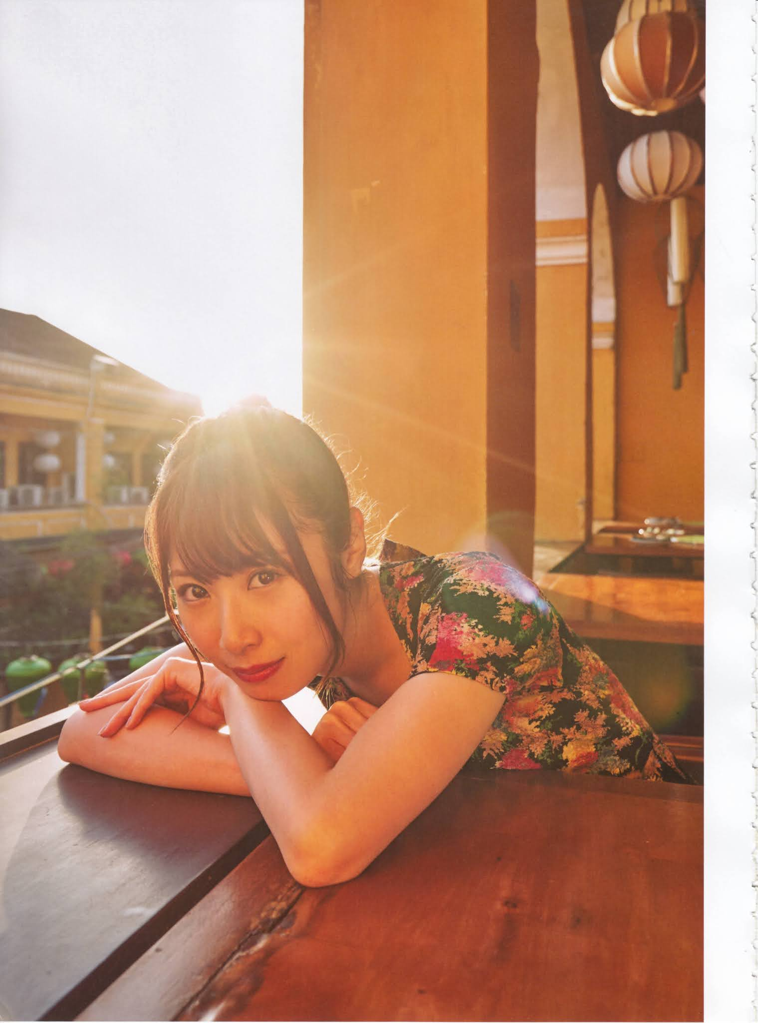 SKE48 Last Travel to a foreign country Akane Takayanagi017