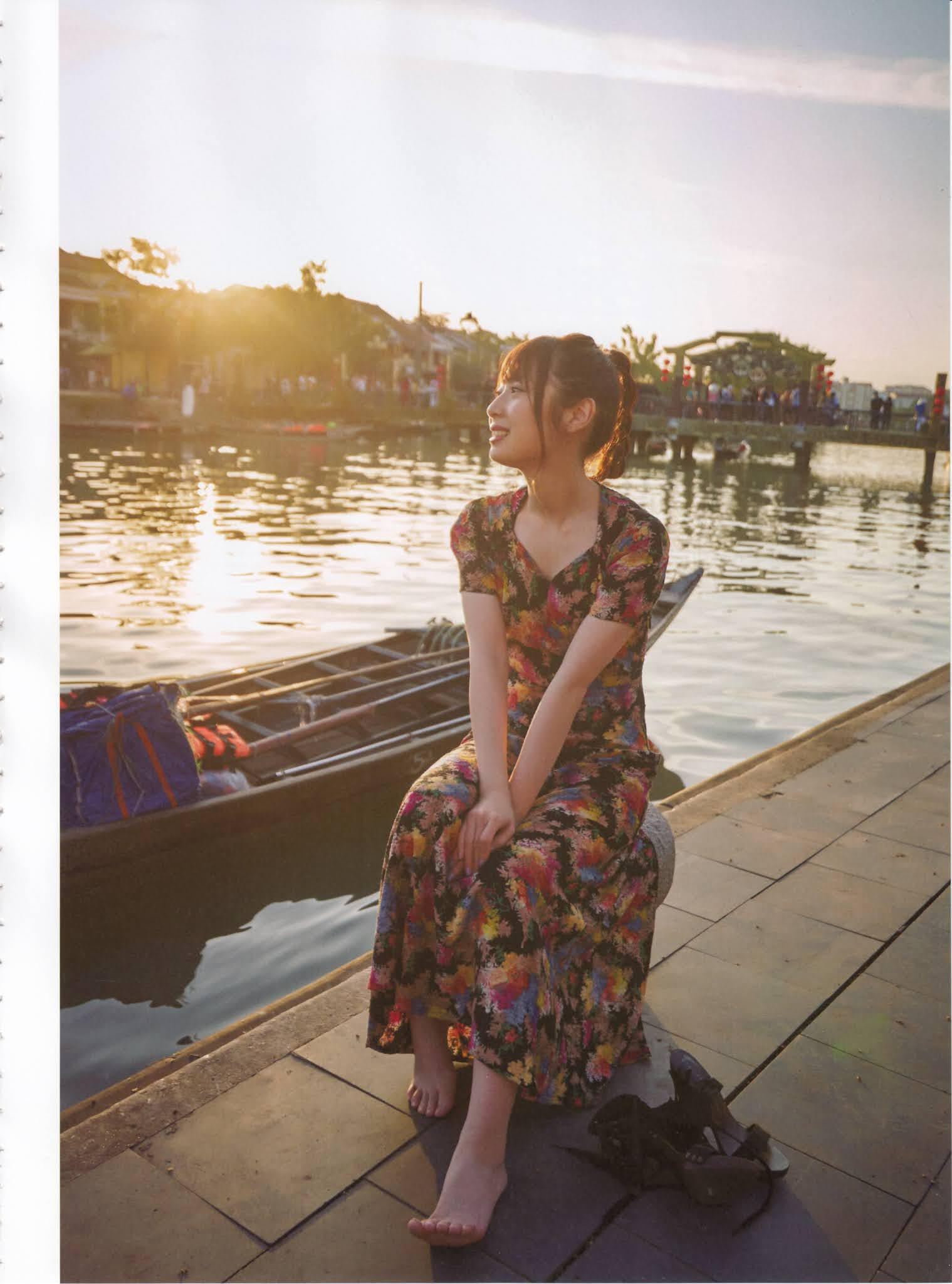 SKE48 Last Travel to a foreign country Akane Takayanagi016