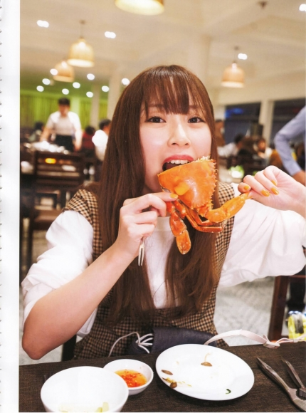 SKE48 Last Travel to a foreign country Akane Takayanagi050