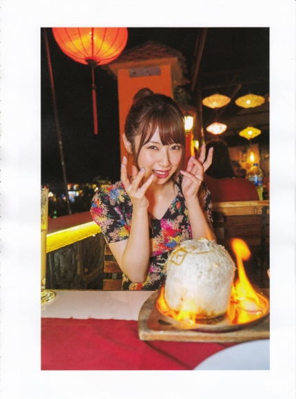 SKE48 Last Travel to a foreign country Akane Takayanagi055