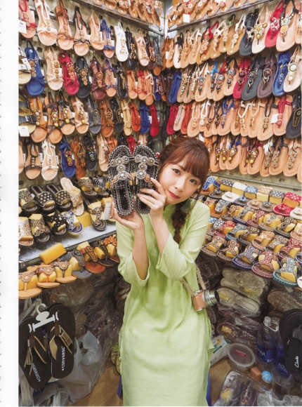 SKE48 Last Travel to a foreign country Akane Takayanagi081