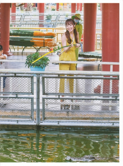 SKE48 Last Travel to a foreign country Akane Takayanagi093