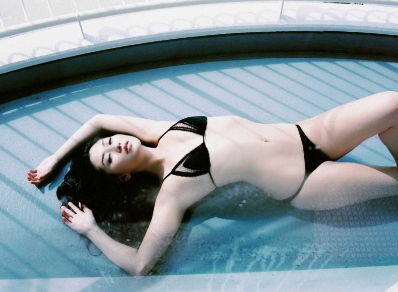 The ultimate limbs that aroused sexy Haruna Yabukis beauty all bears here042