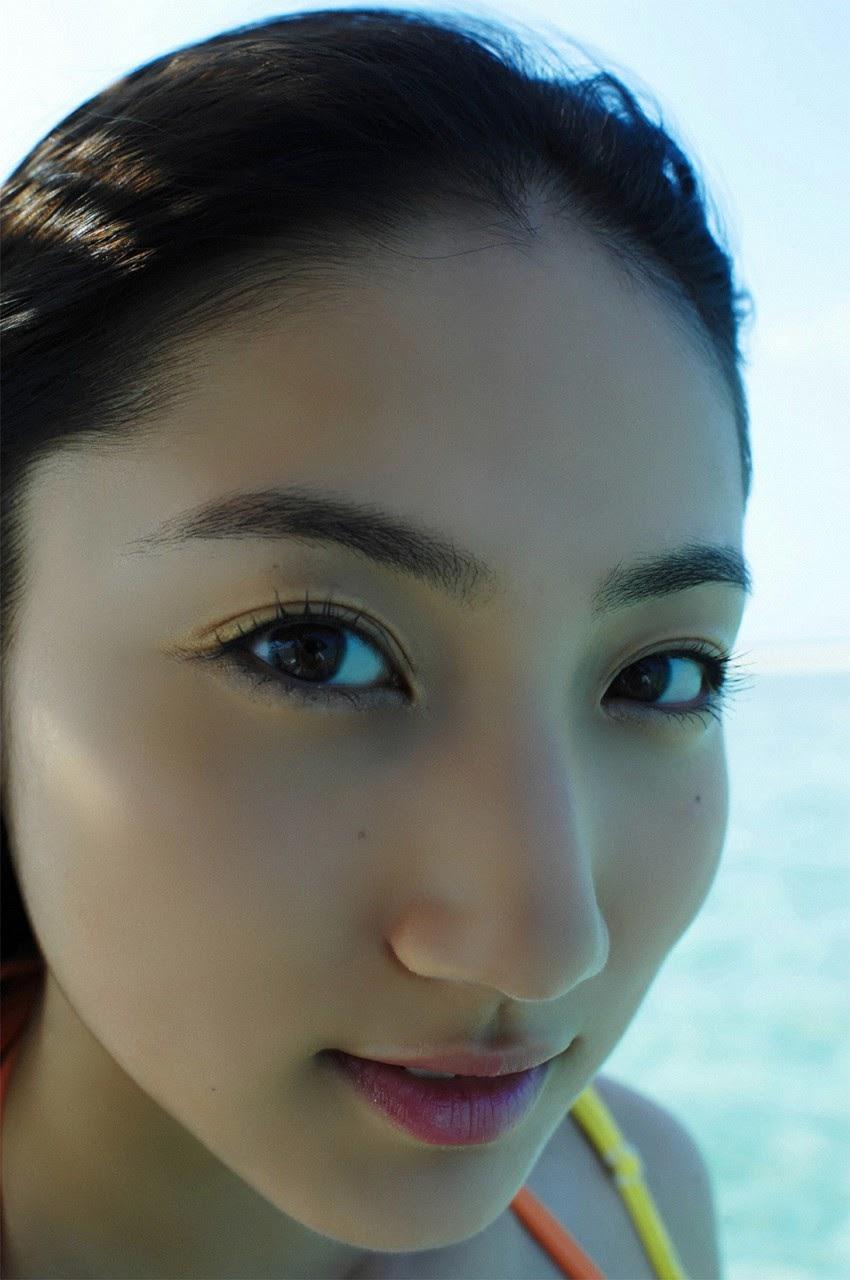 And on Kumejima the first experienceher late summer vacation begins! Saaya006