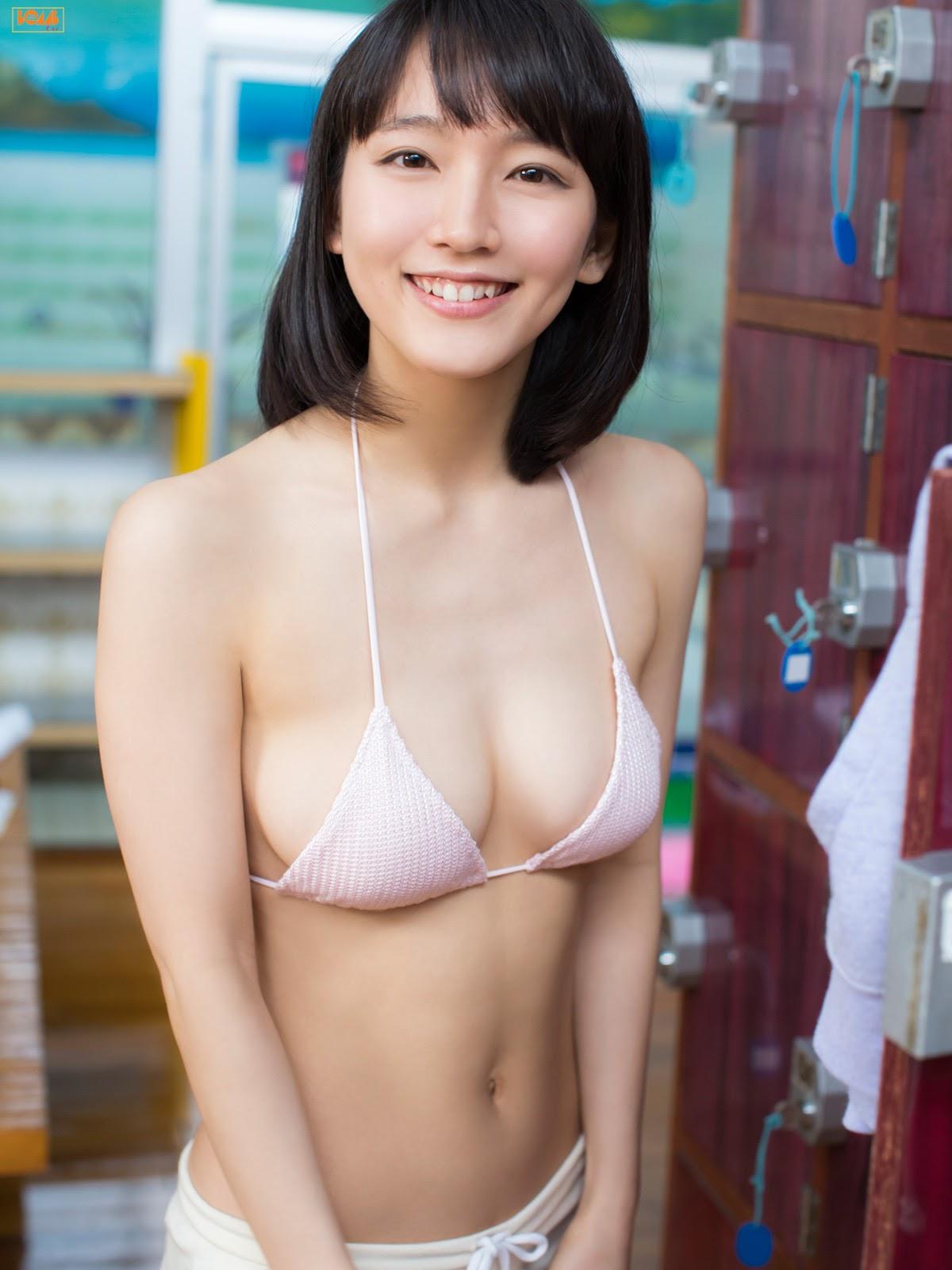 Valuable swimsuit gravure by Yoshiokari012