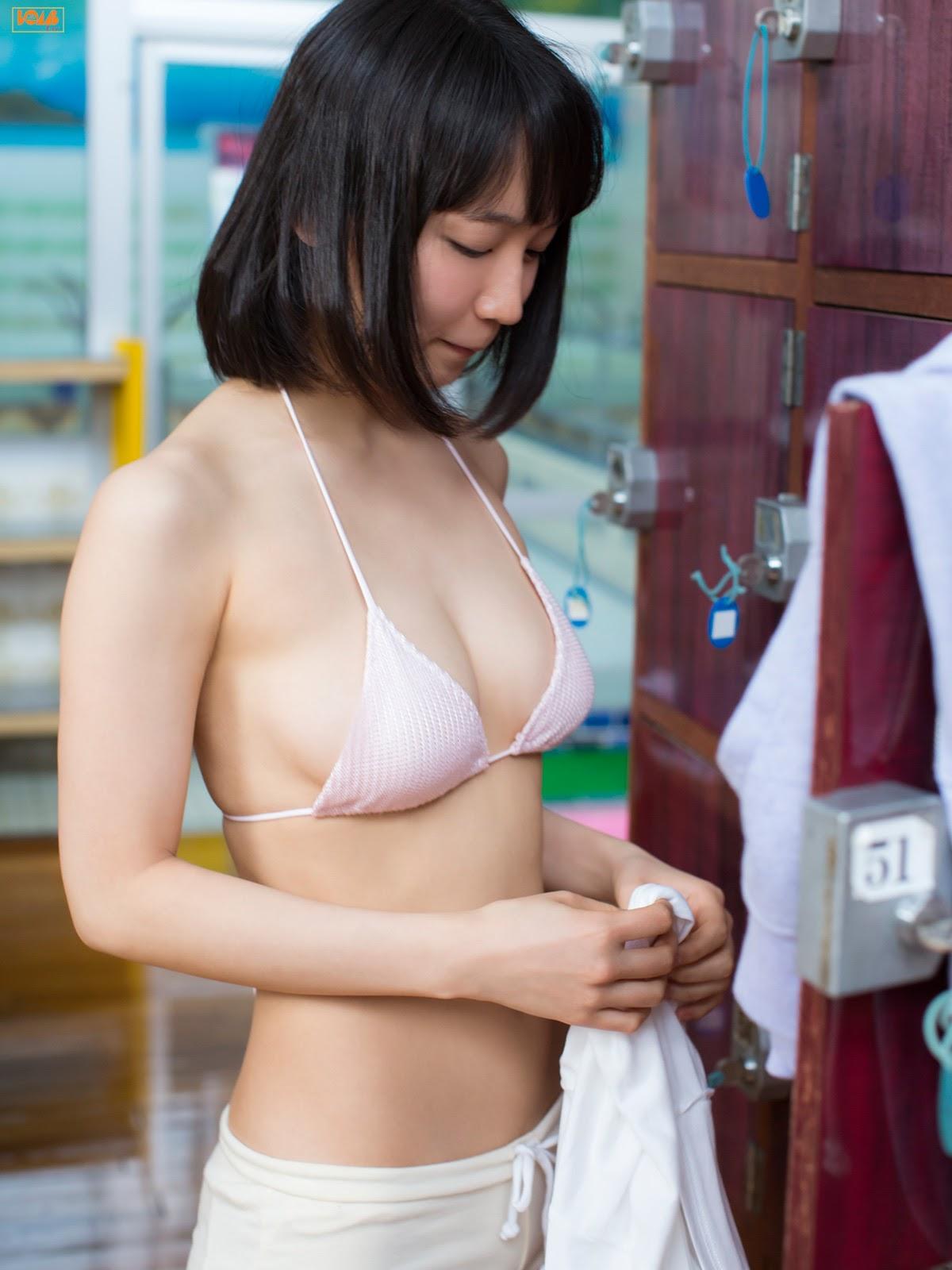 Valuable swimsuit gravure by Yoshiokari013