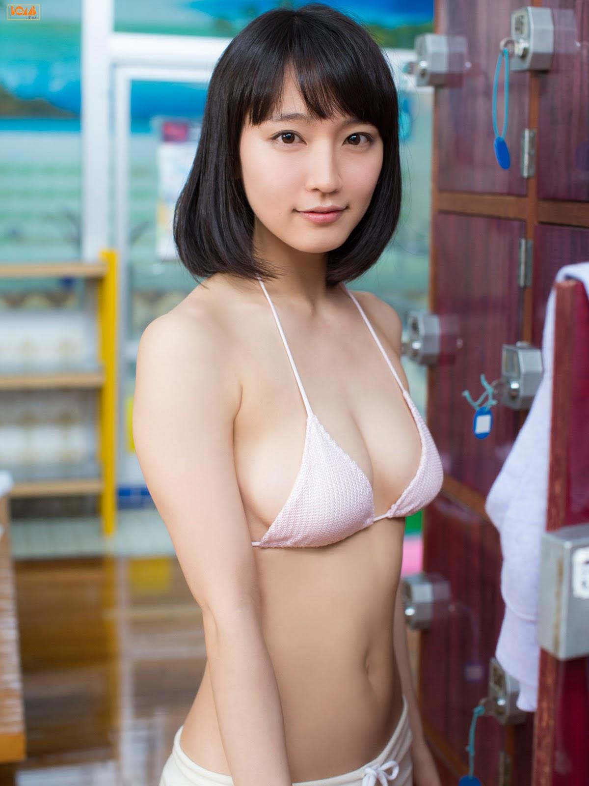 Valuable swimsuit gravure by Yoshiokari014