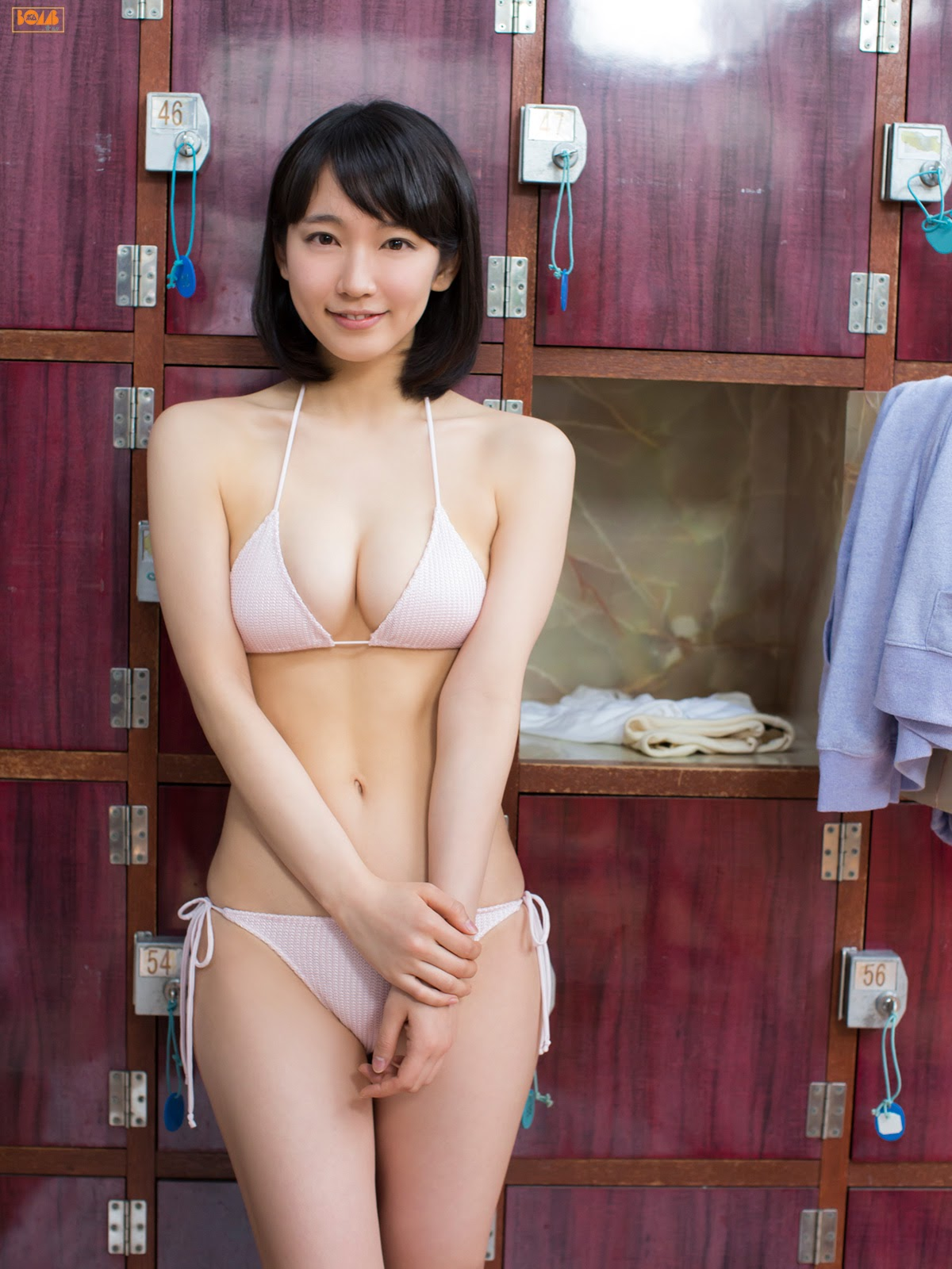 Valuable swimsuit gravure by Yoshiokari015