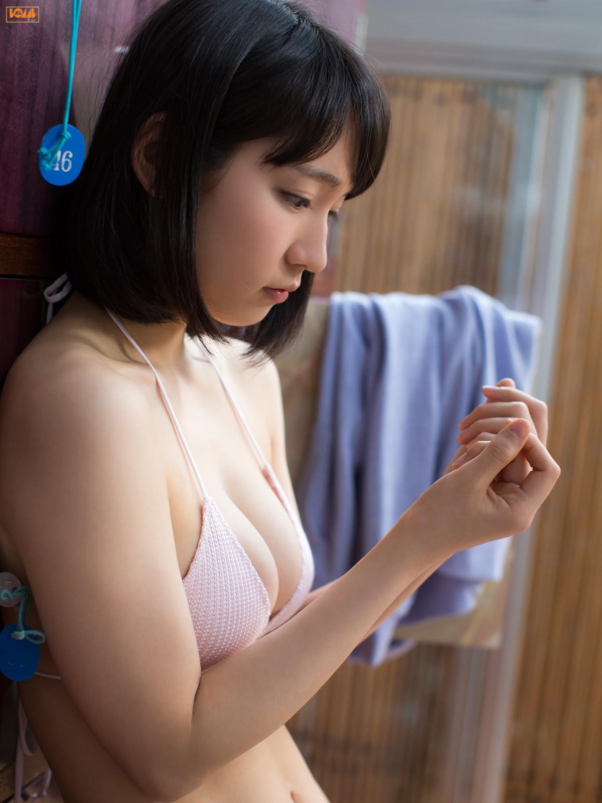 Valuable swimsuit gravure by Yoshiokari017