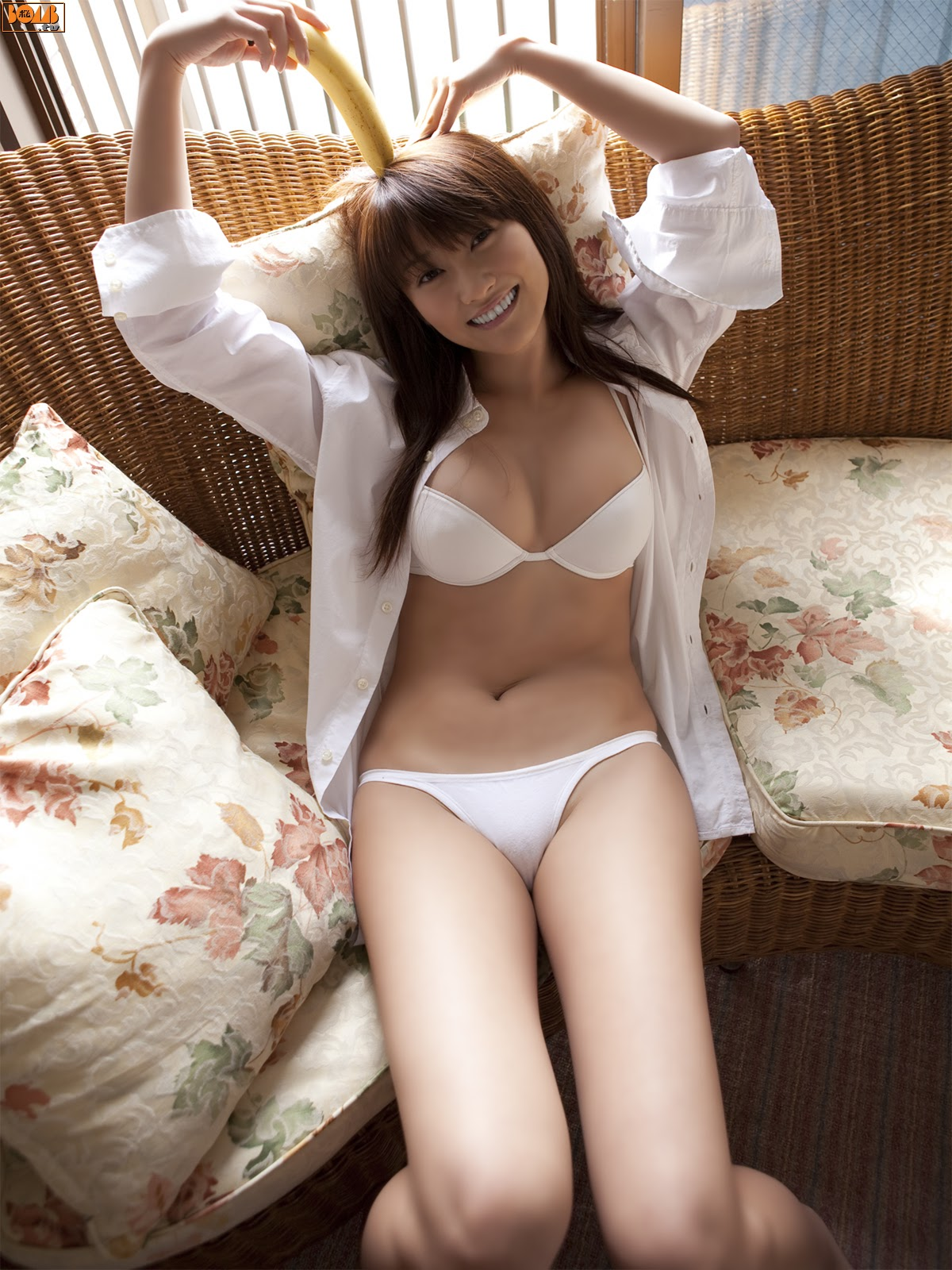 All kinds of redweathered skin sweaty skin smiles in the morning light Mikie Hara012