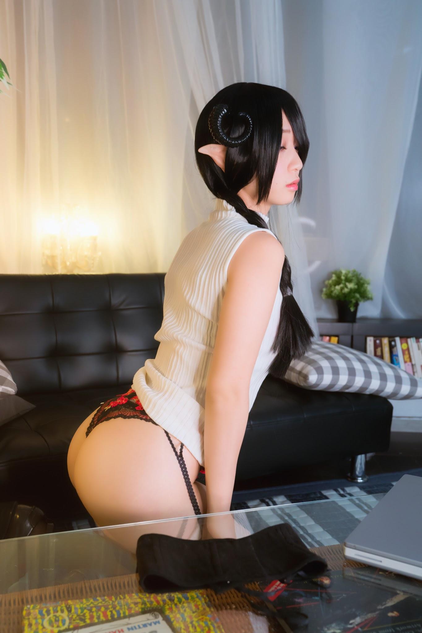 Succubus Girl Moe Iori028