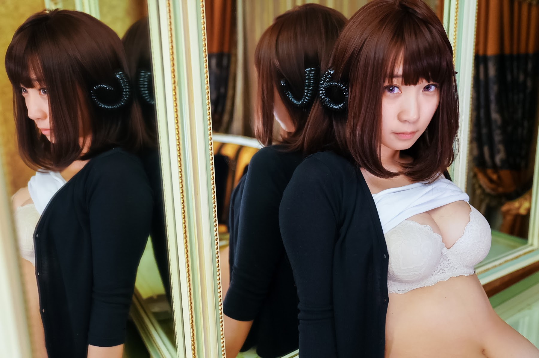 Succubus Girl Moe Iori097