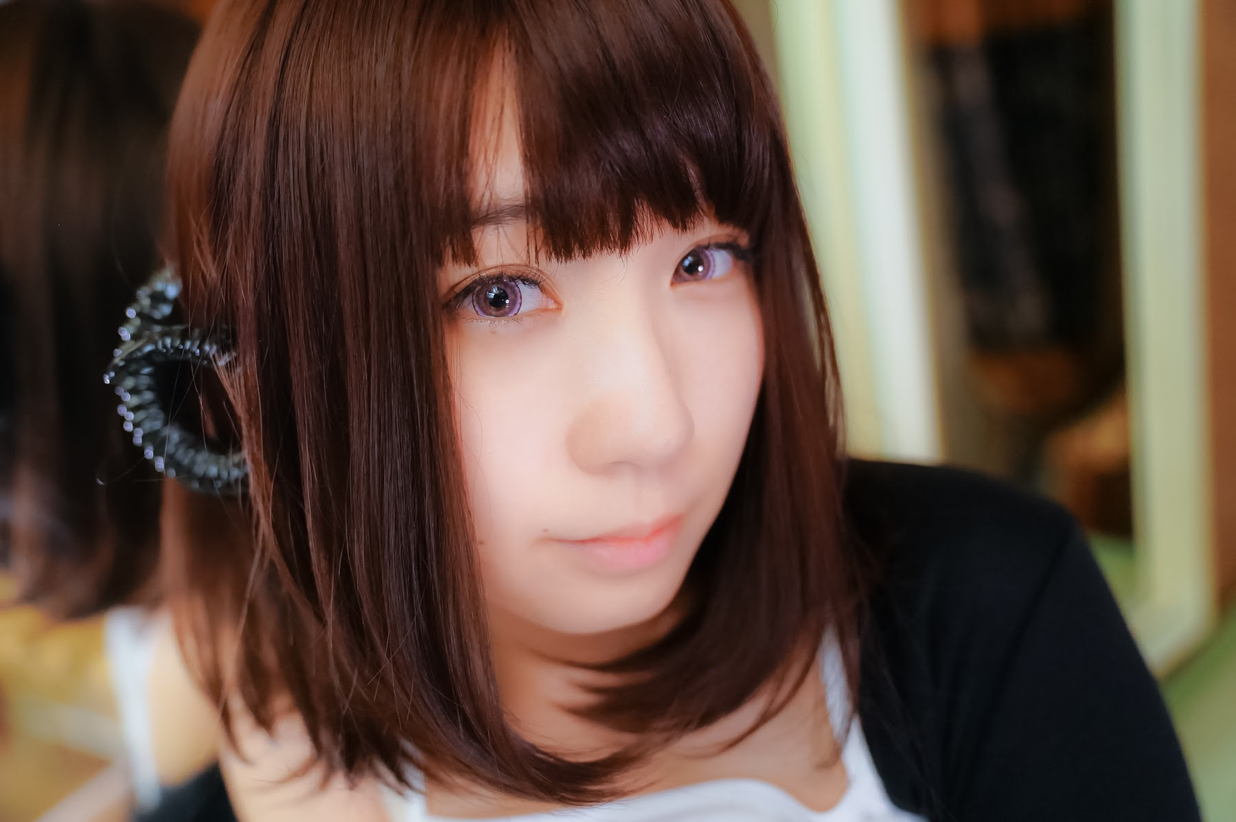 Succubus Girl Moe Iori103