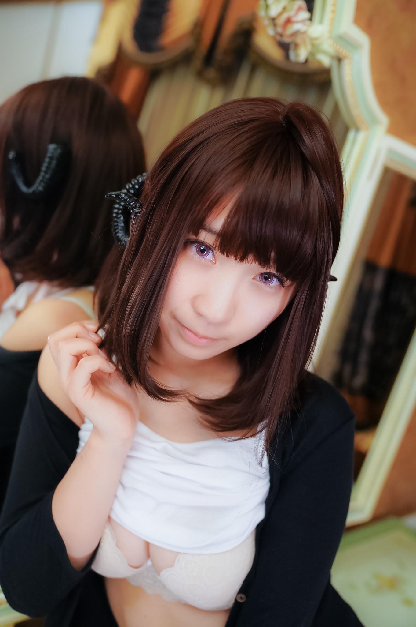 Succubus Girl Moe Iori107