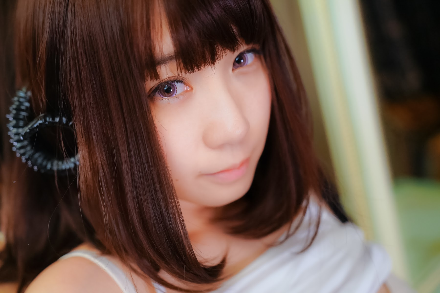 Succubus Girl Moe Iori108