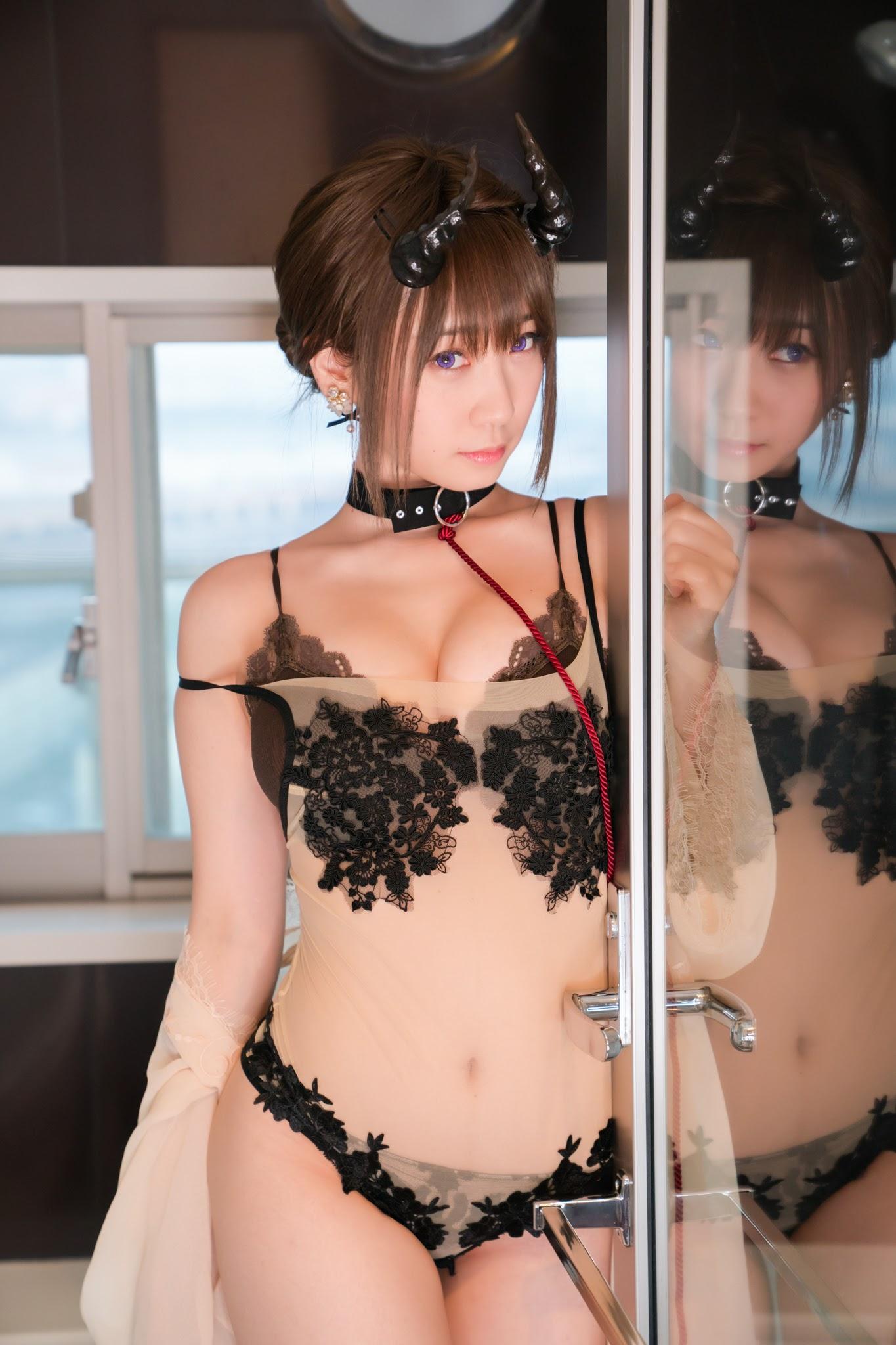 Succubus Girl Moe Iori252