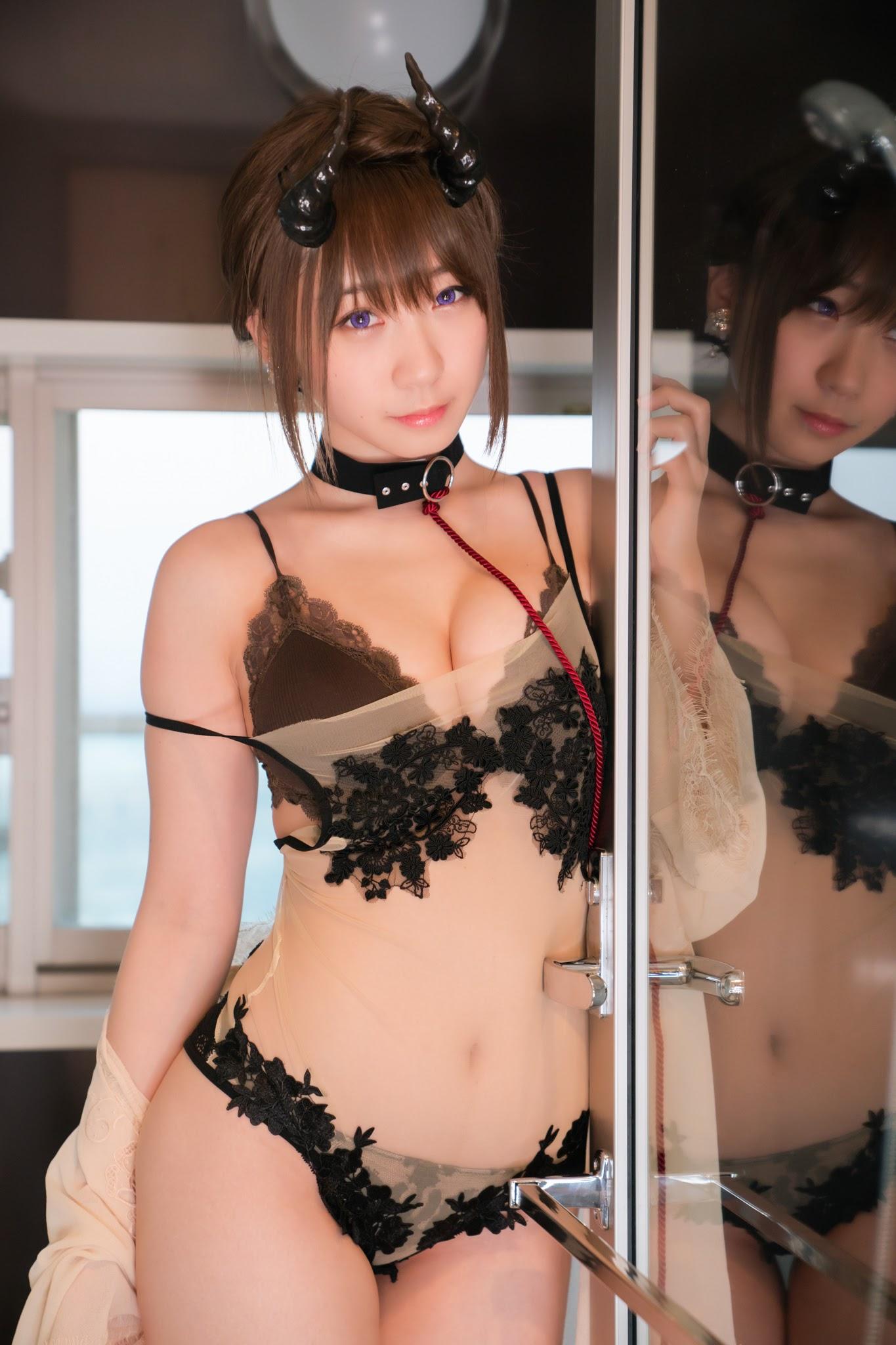 Succubus Girl Moe Iori255
