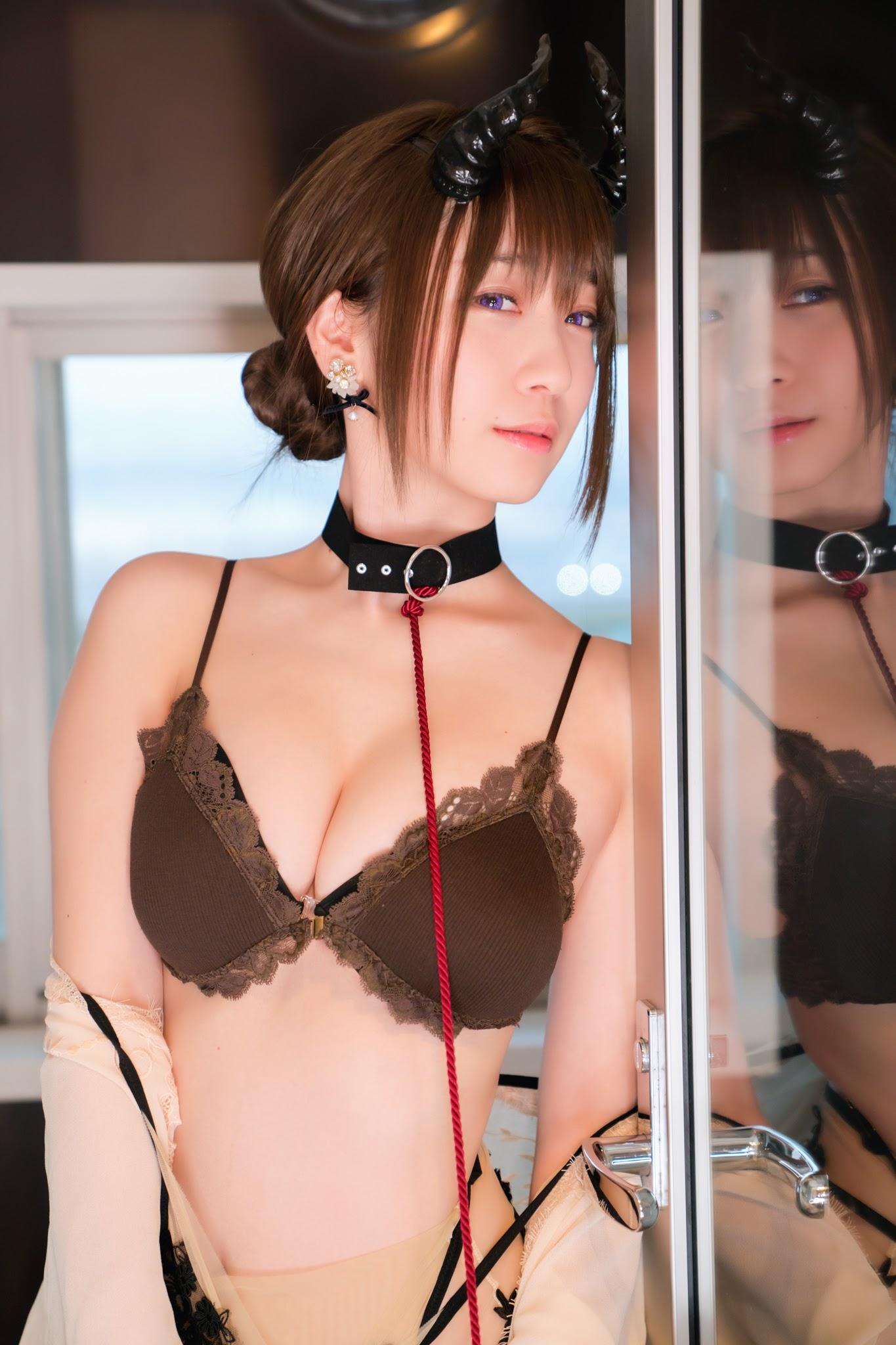 Succubus Girl Moe Iori262