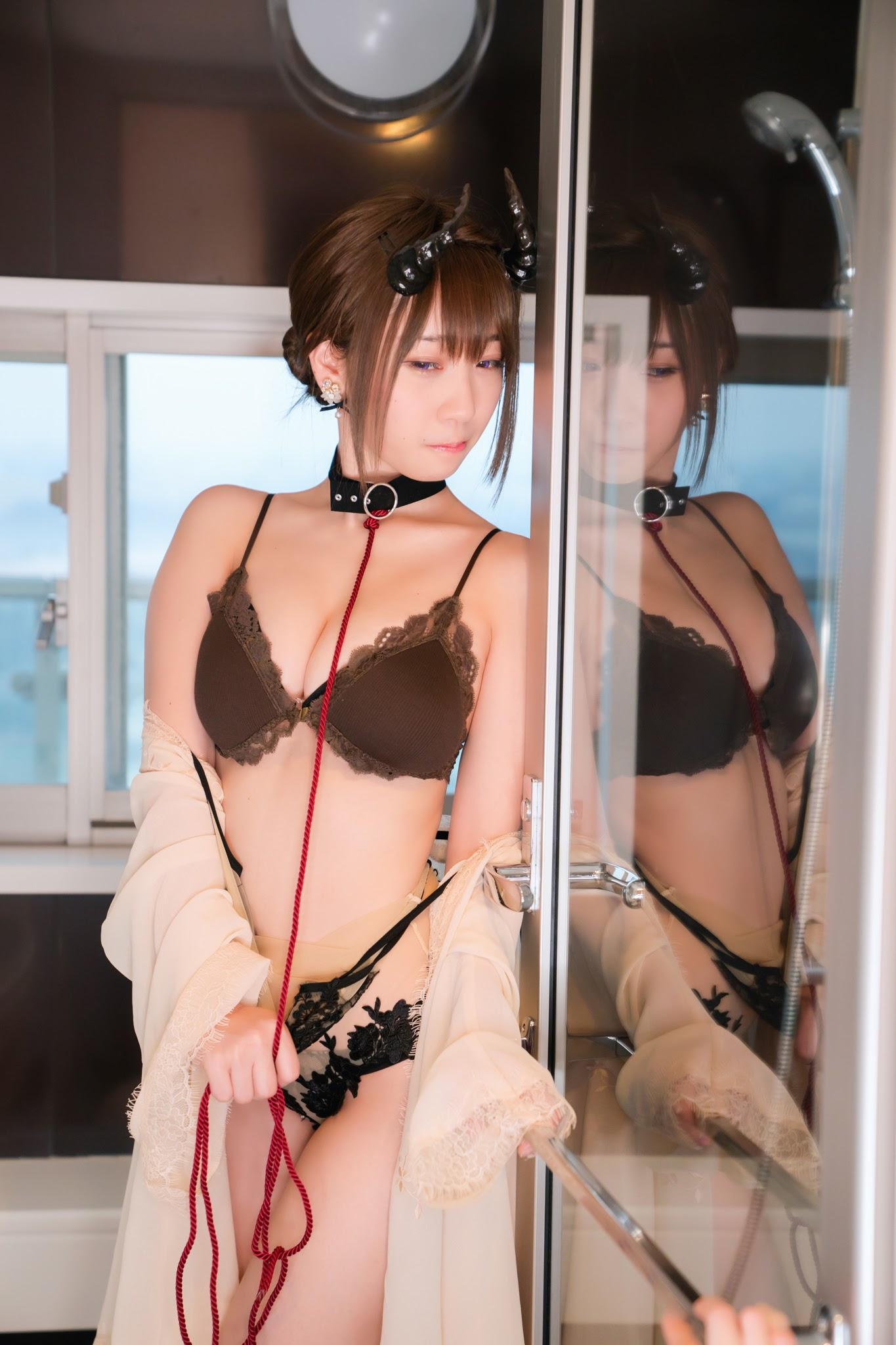 Succubus Girl Moe Iori266