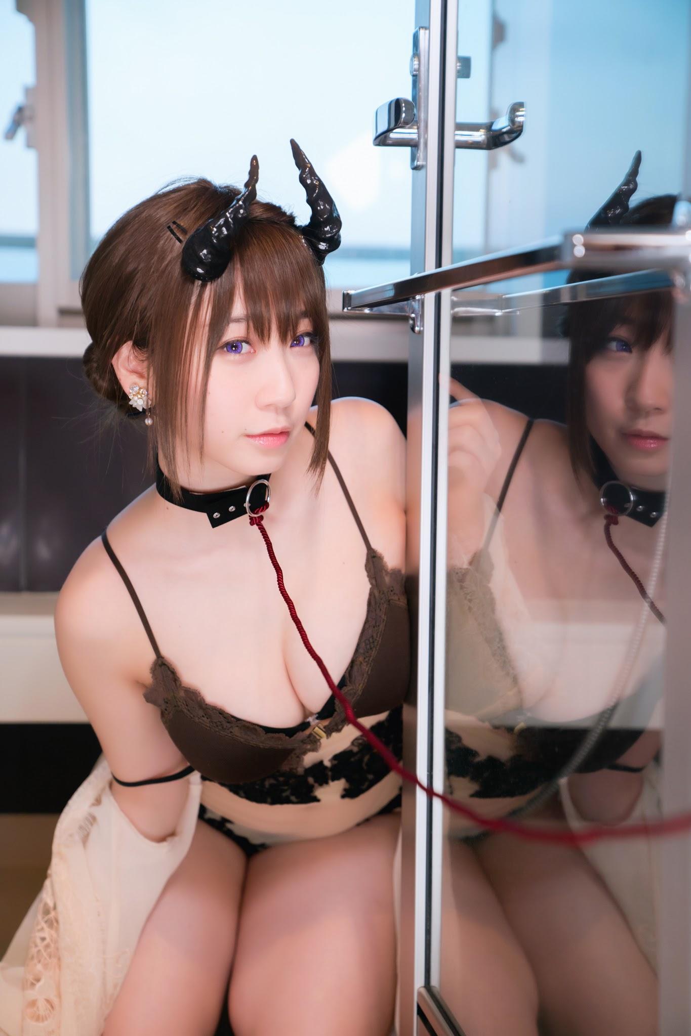 Succubus Girl Moe Iori272