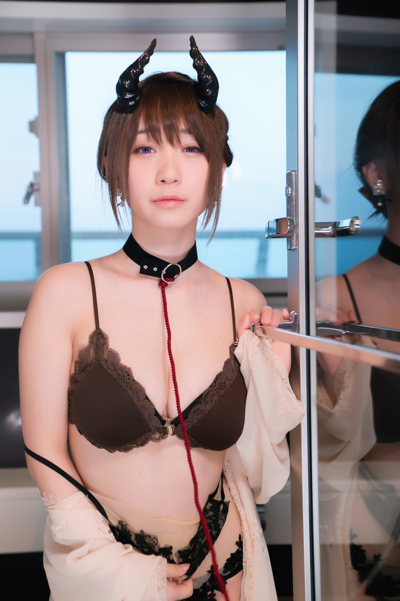 Succubus Girl Moe Iori274