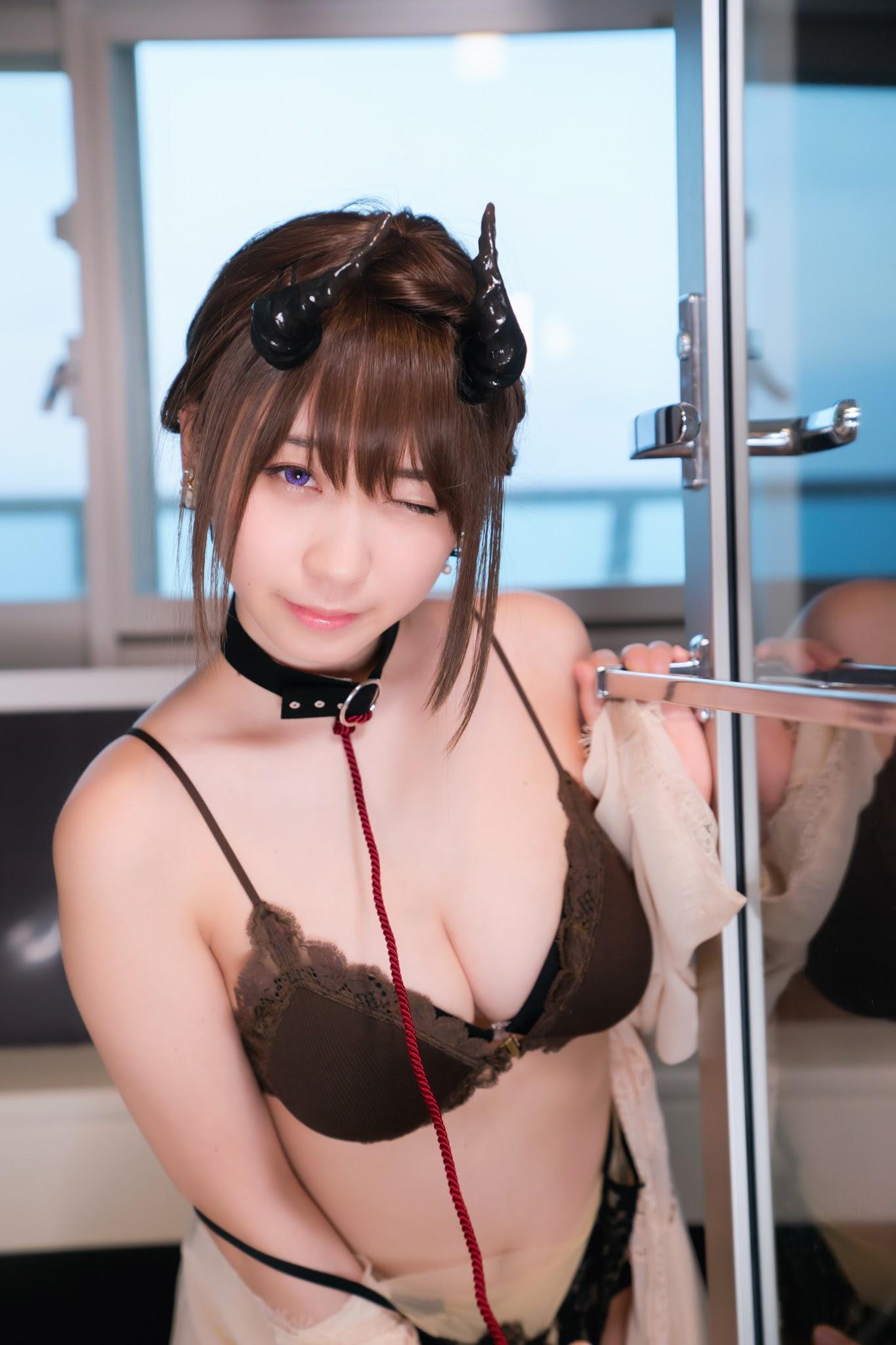 Succubus Girl Moe Iori276