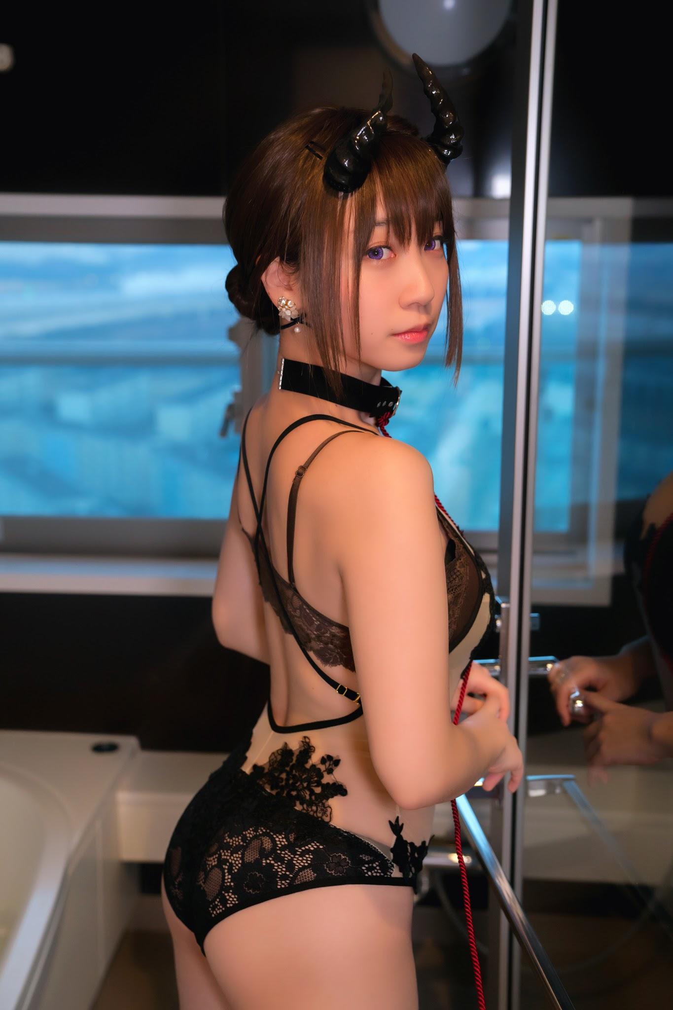 Succubus Girl Moe Iori282