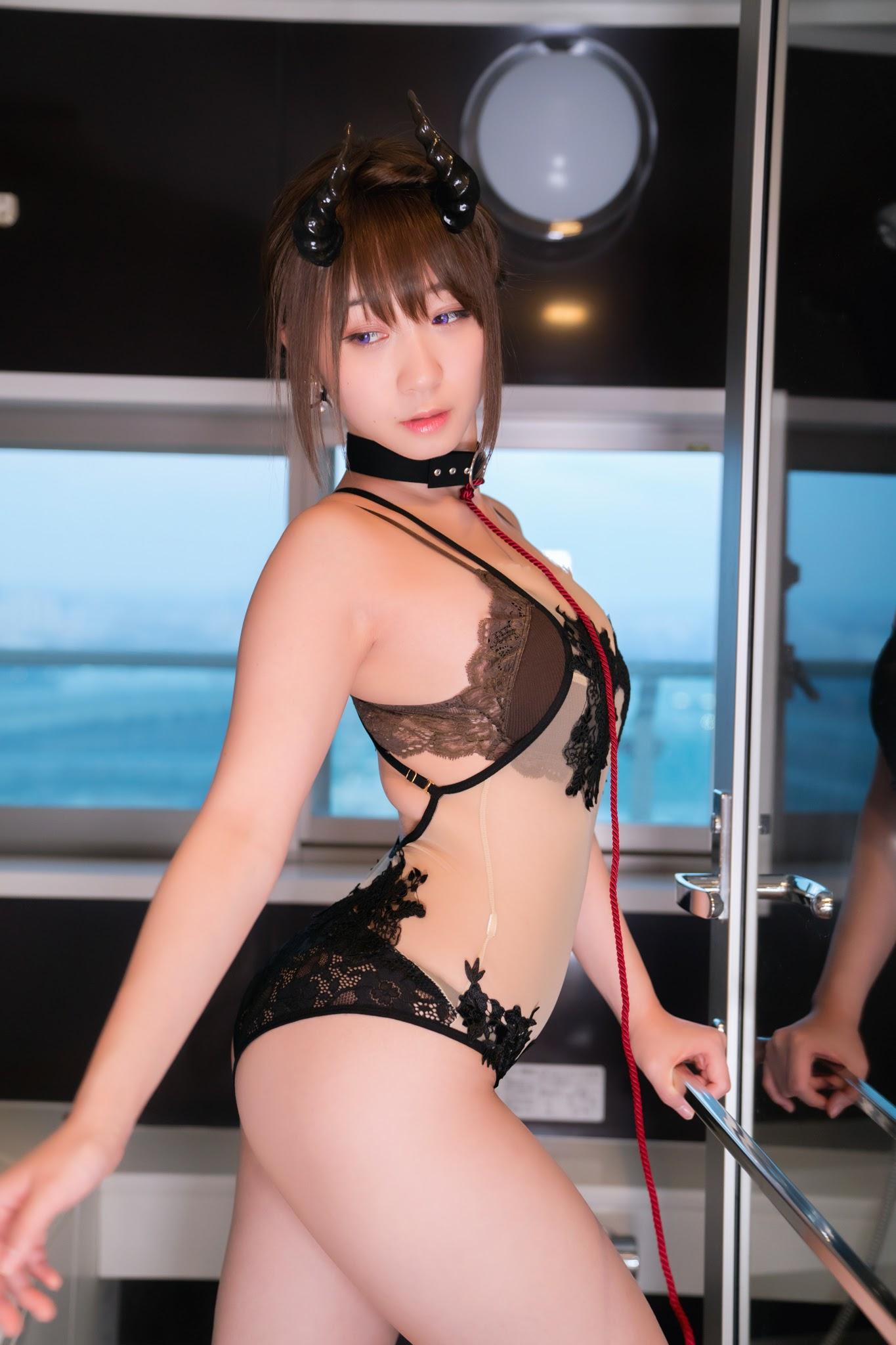 Succubus Girl Moe Iori285