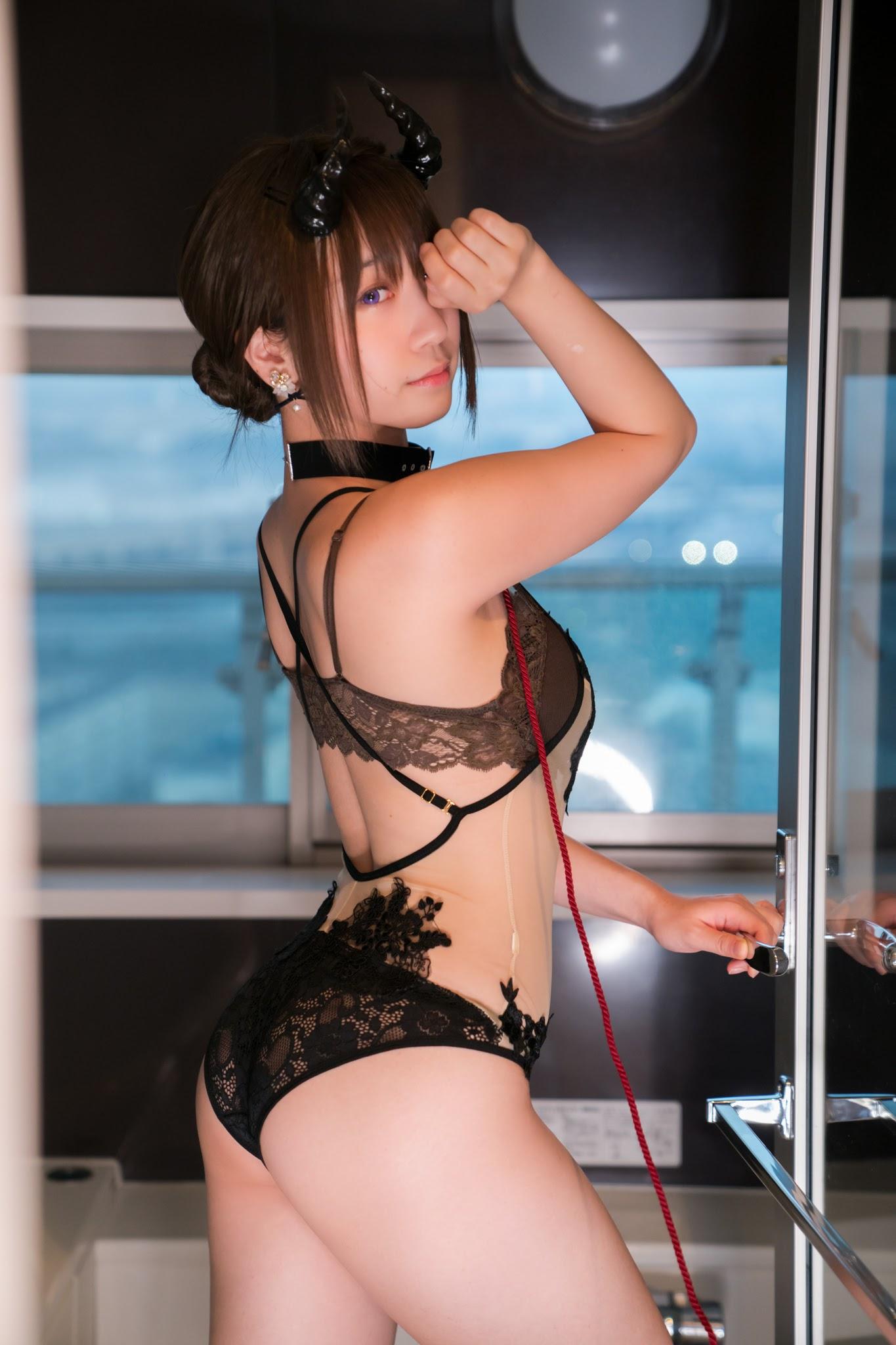 Succubus Girl Moe Iori290