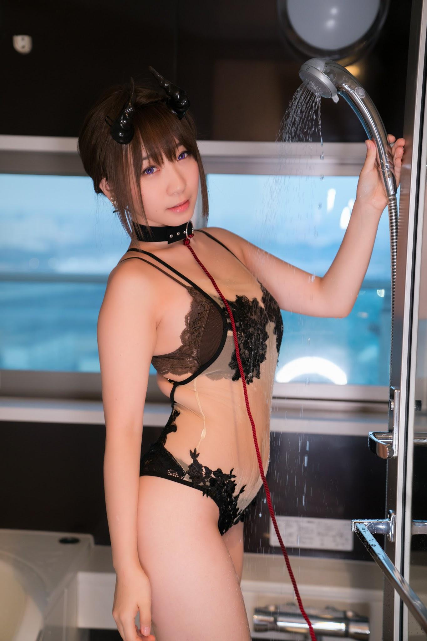 Succubus Girl Moe Iori294
