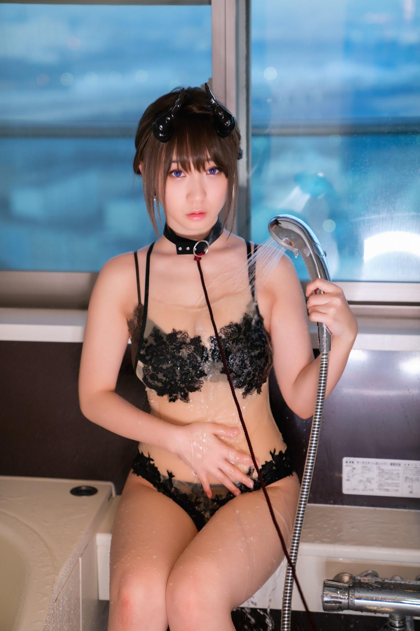 Succubus Girl Moe Iori299