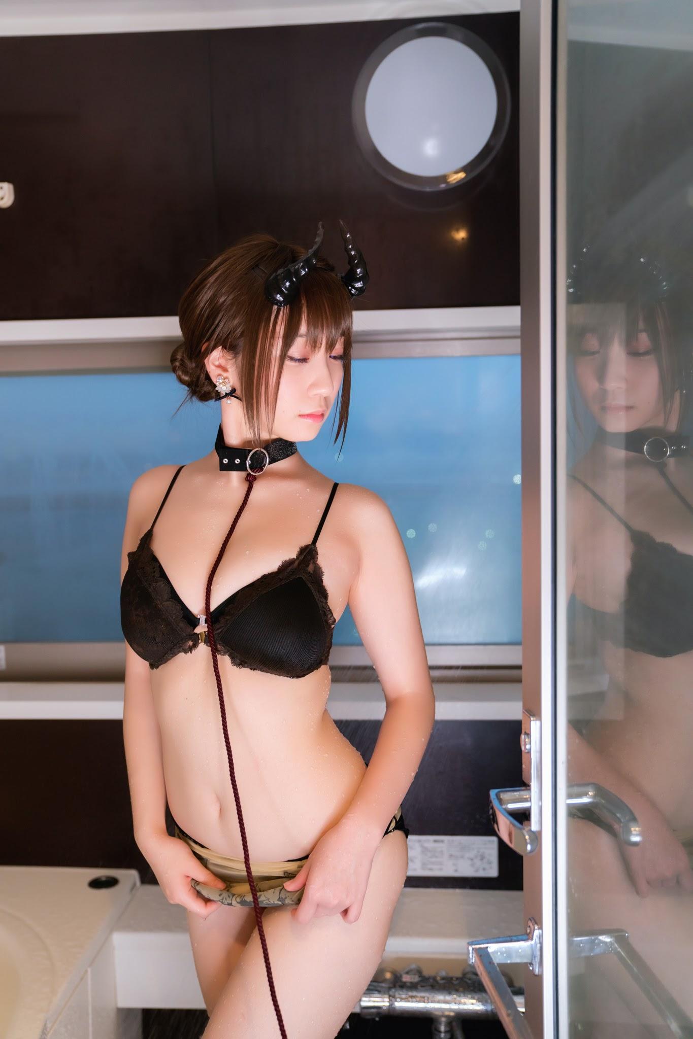 Succubus Girl Moe Iori317