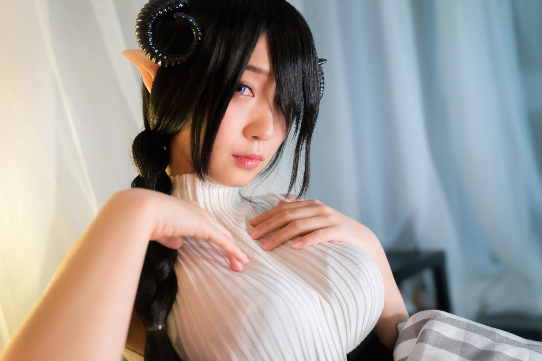Succubus Girl Moe Iori336