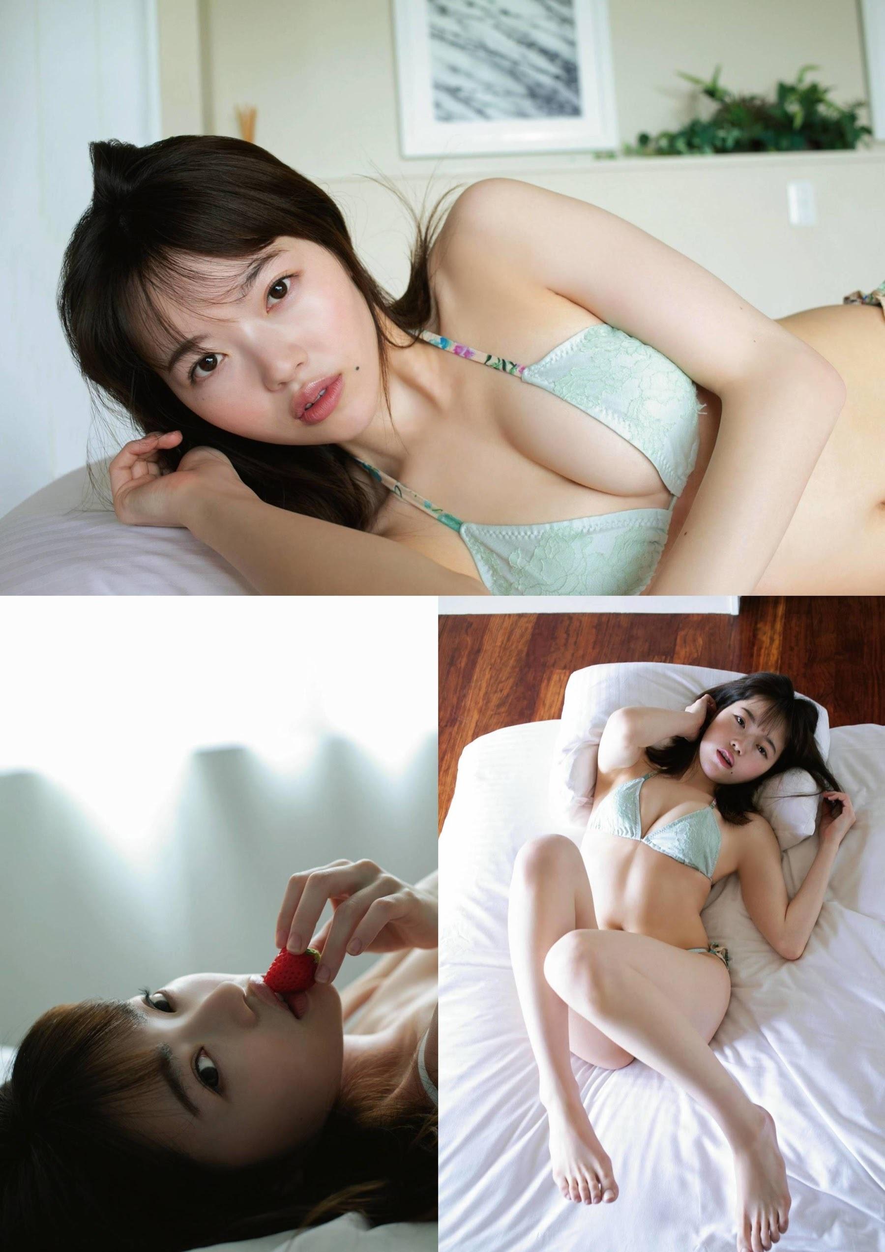 Unprotected Afternoon Kaho Mori004