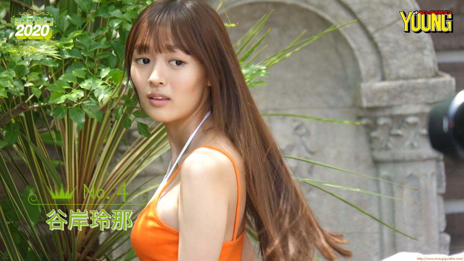 Miss Magazine 2020 Rena Tanegishi061