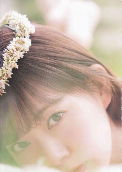 Former NMB48 Miyuki Watanabe Milky as an adult014