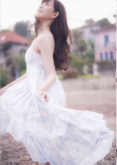 Former NMB48 Miyuki Watanabe Milky as an adult048