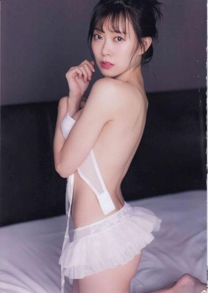 Former NMB48 Miyuki Watanabe Milky as an adult080