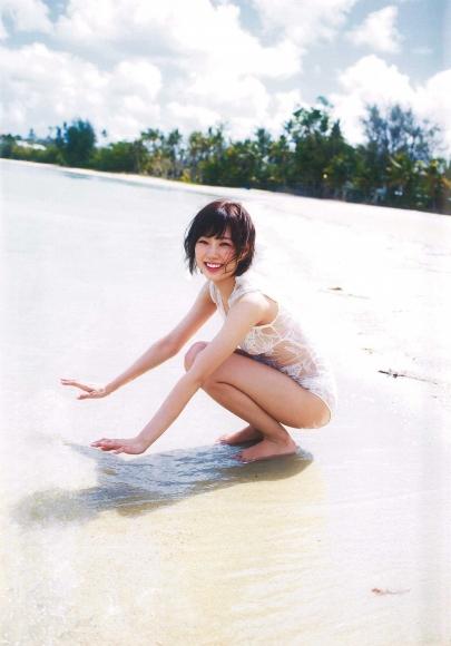 Miyuki Watanabe NMB48 Last Swimsuit005