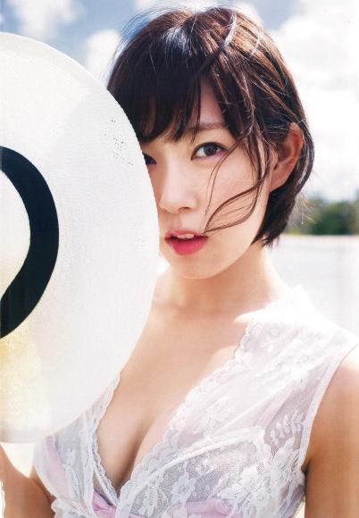 Miyuki Watanabe NMB48 Last Swimsuit004
