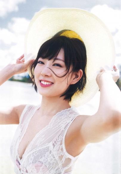 Miyuki Watanabe NMB48 Last Swimsuit007