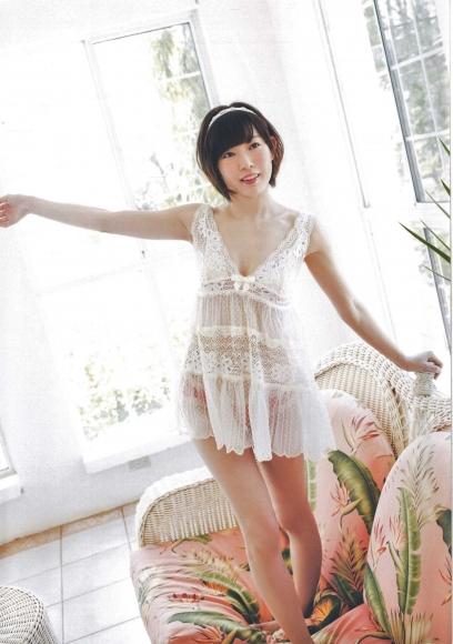 Miyuki Watanabe NMB48 Last Swimsuit025