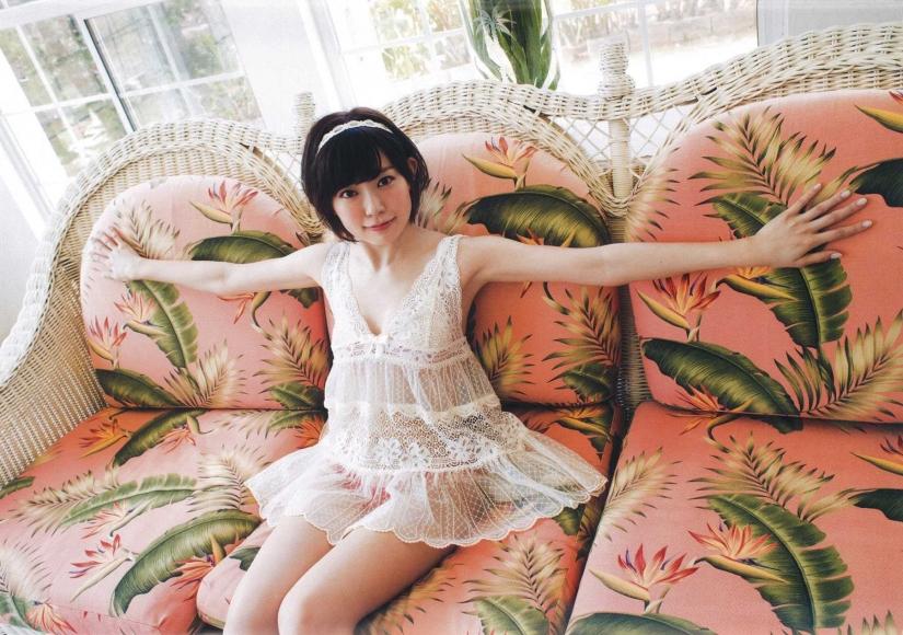 Miyuki Watanabe NMB48 Last Swimsuit026
